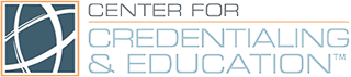 Center for Credentialing Education logo
